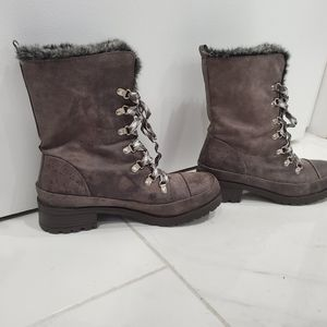 Freeha Faux Fur Lined Boots